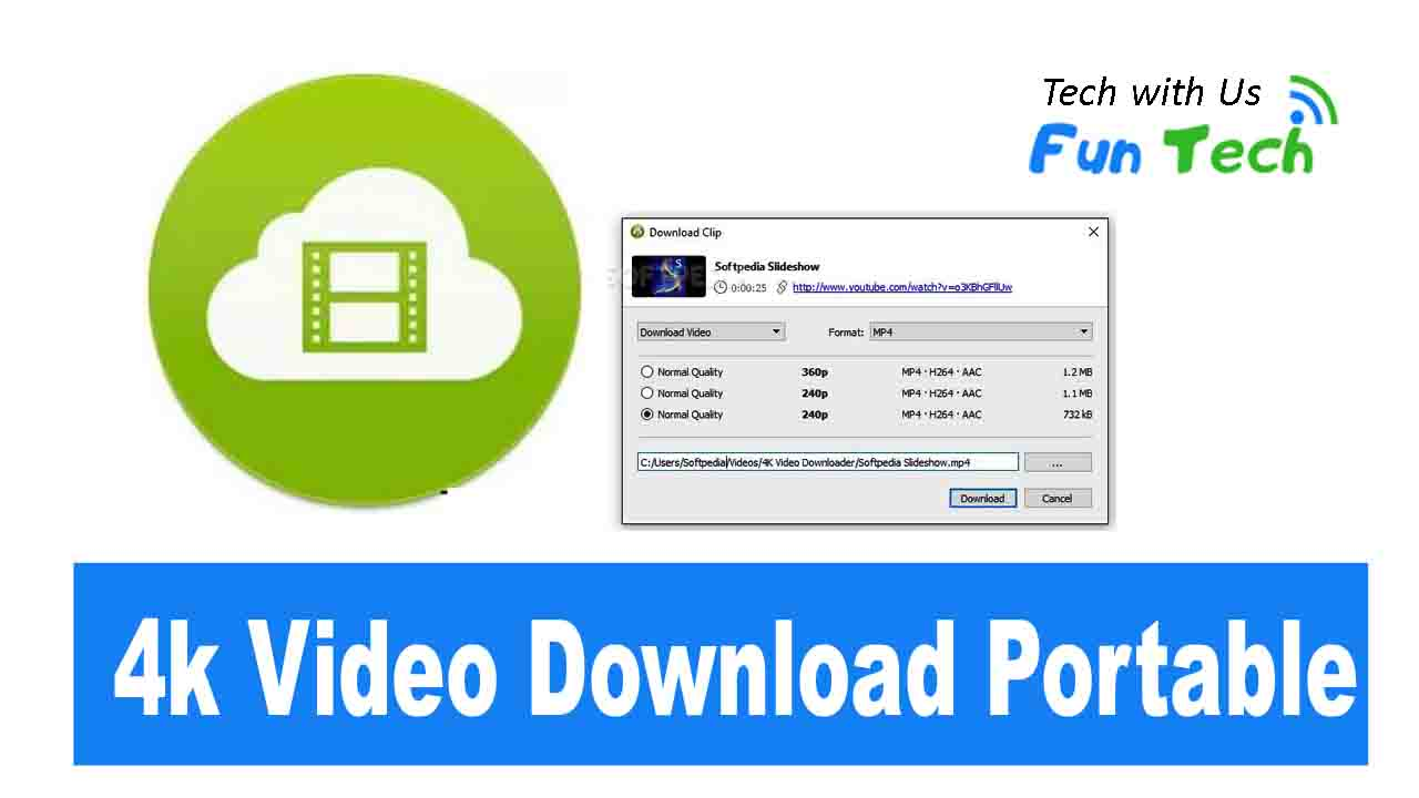 4k Video Downloader Portable 4.9.2.3082 [Latest]