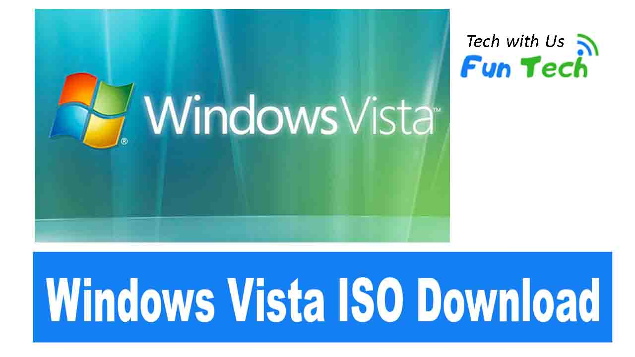 Windows Vista ISO Free Download 32 Bit and 64 Bit