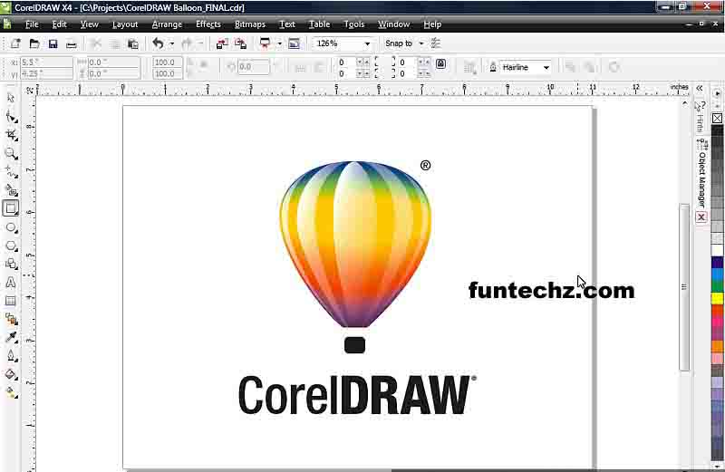 Download CorelDraw 11 Graphic Suite Free