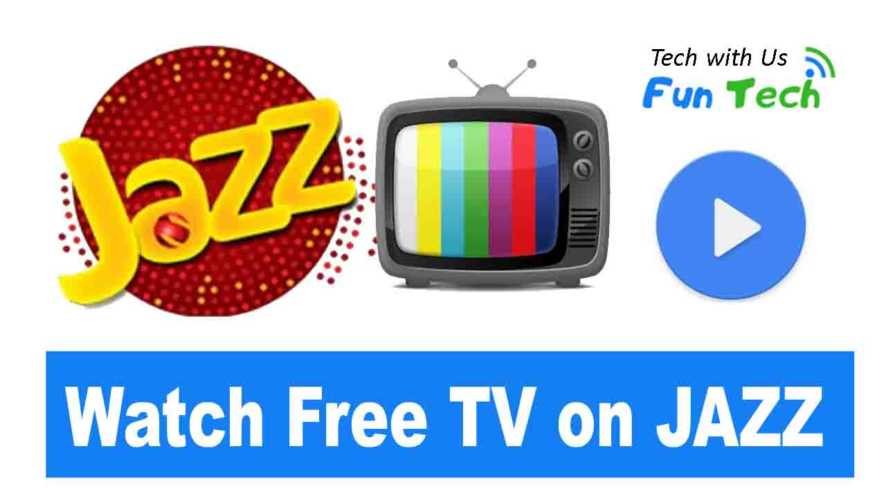 Jazz Free TV Links MX Player 2019