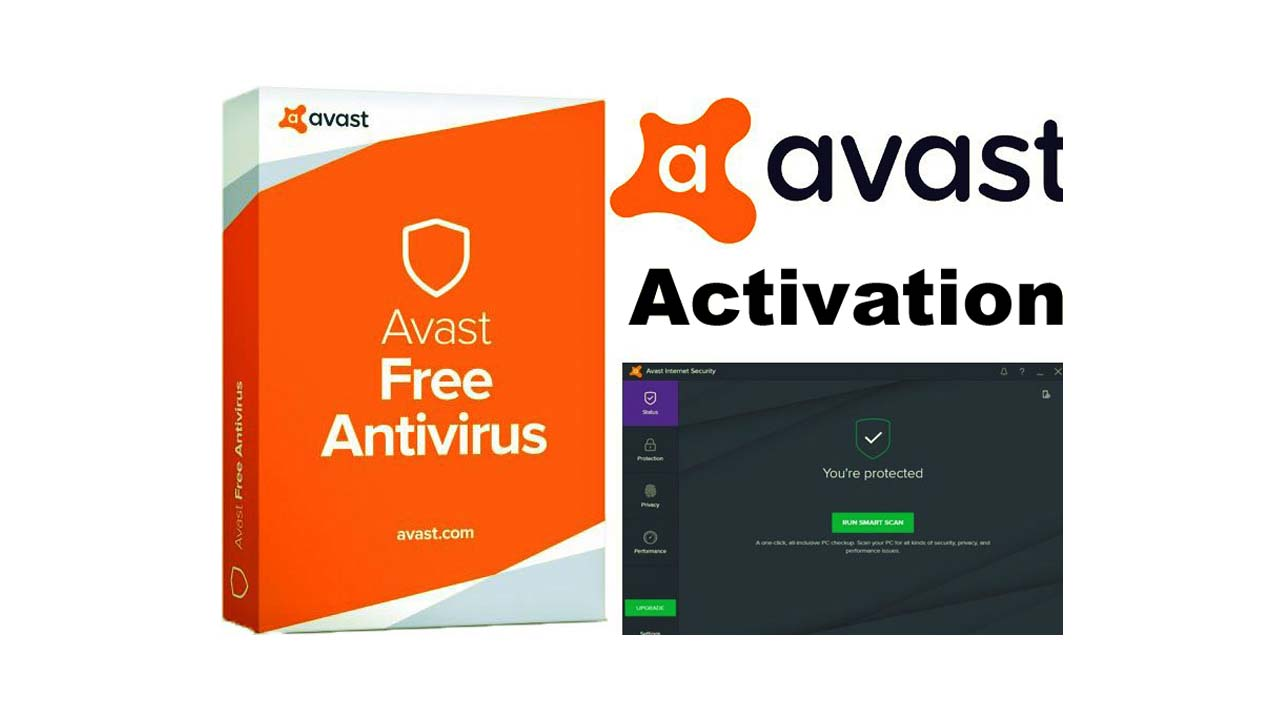 Avast Activation Code 2019