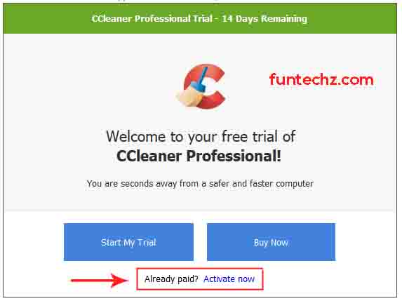 CCleaner Pro serial Key | Activate CCleaner Pro free