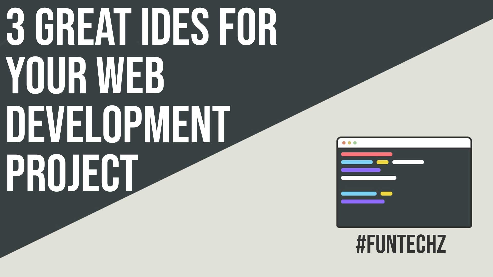 3 Great IDEs for Your Web Development Project