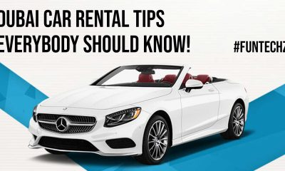 Dubai Car Rental Tips Everybody Should Know