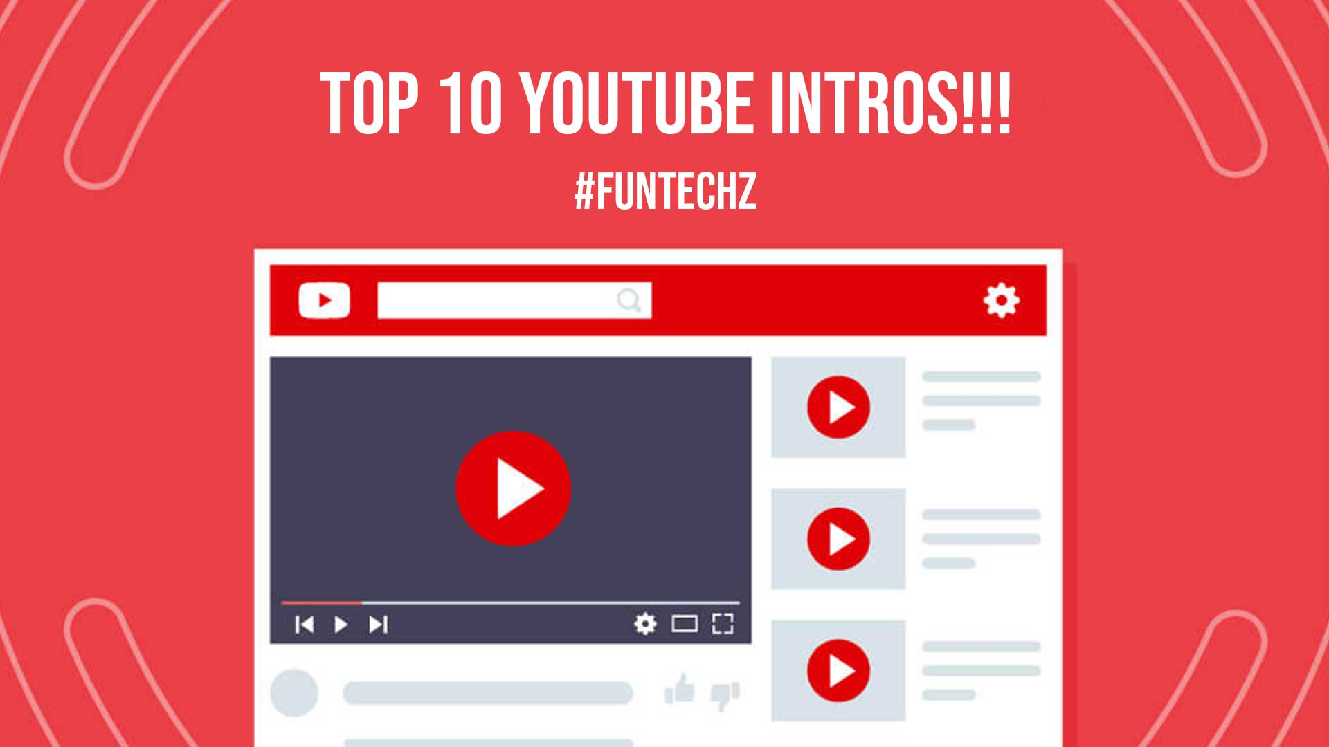 Top 10 YouTube Intros