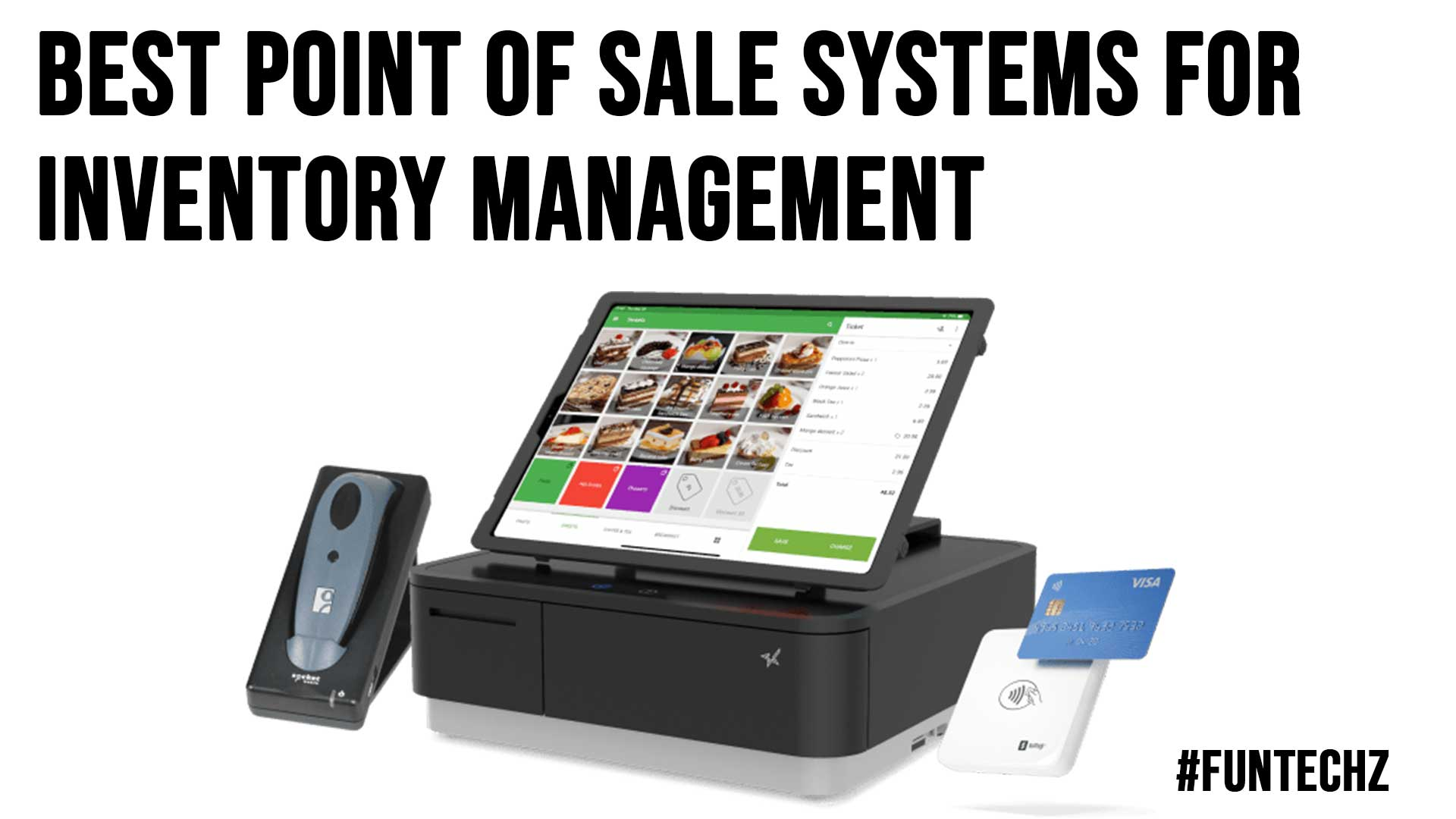 Best Point of Sale Systems for Inventory Management