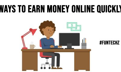 Ways To Earn Money Online Quickly