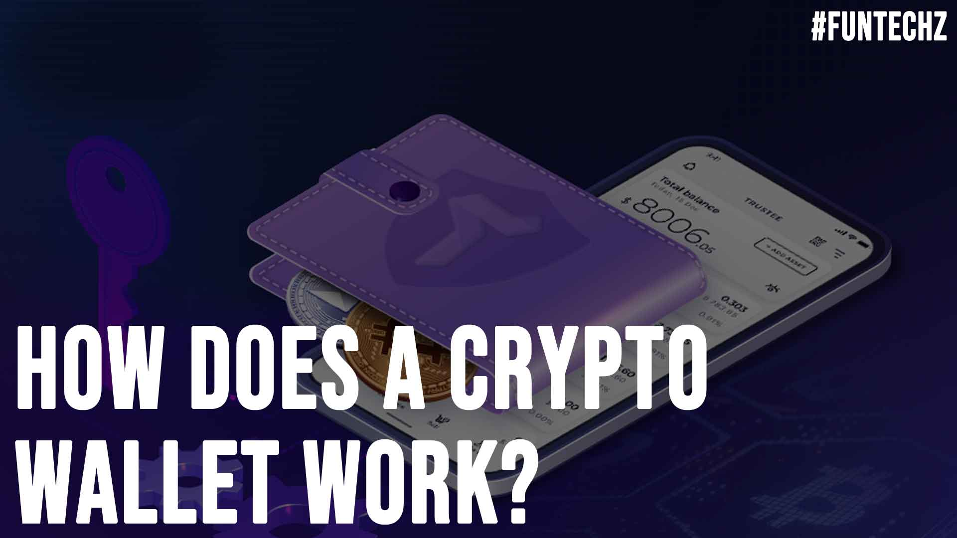 How Does a Crypto Wallet Work