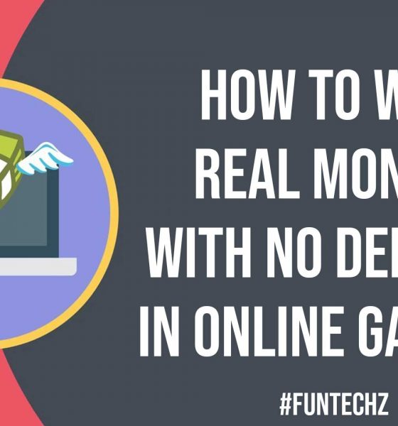 How to Win Real Money with No Deposit in Online Games