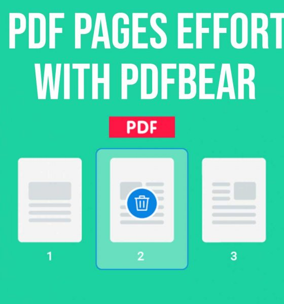 Delete PDF Pages Effortlessly With PDFBear