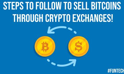 Steps to Follow to Sell Bitcoins Through Crypto Exchanges