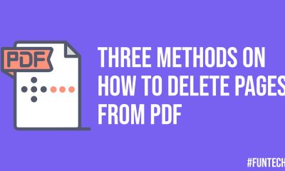 Three Methods on How to Delete Pages from PDF