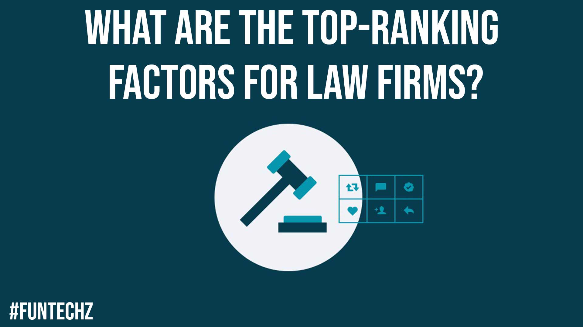 What Are the Top Ranking Factors for Law Firms