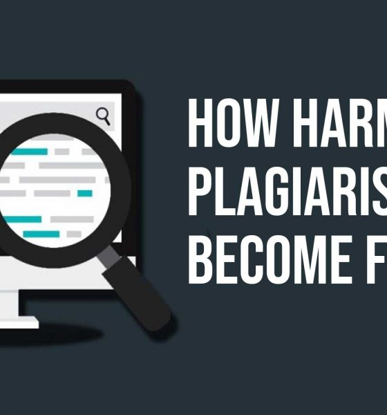 How Harmful Plagiarism Has Become for SEO