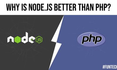 Why is Node.js Better than PHP