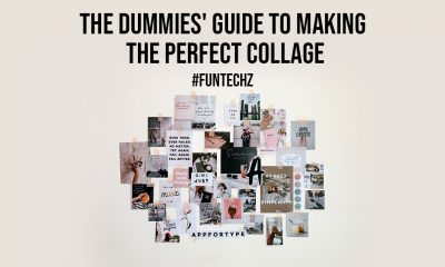 Dummies Guide to Making The Perfect Collage
