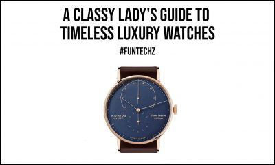 A Classy Ladys Guide to Timeless Luxury Watches
