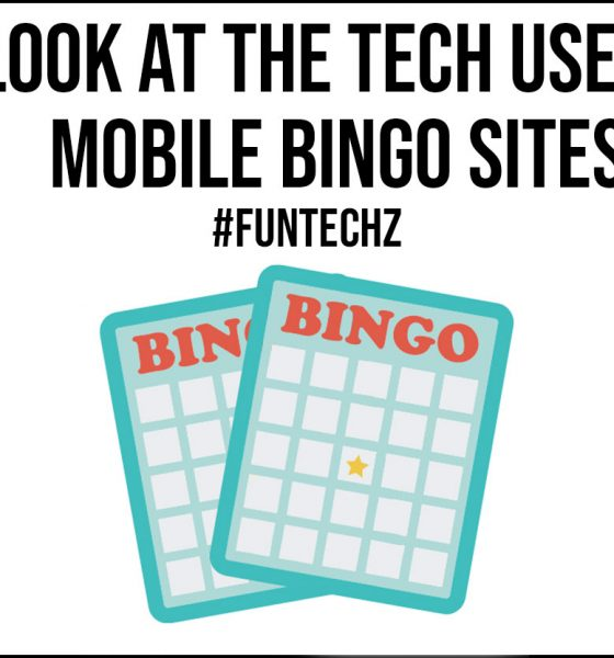 A Look At The Tech Used At Mobile Bingo Sites