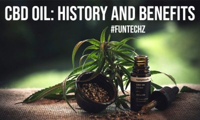 CBD Oil History and Benefits