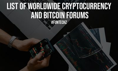 List of Worldwide Cryptocurrency and Bitcoin Forums