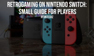 Retrogaming on Nintendo Switch Small Guide for Players