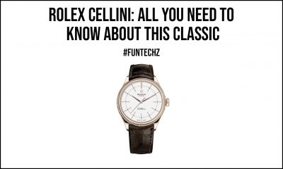 Rolex Cellini All You Need to Know About This Classic