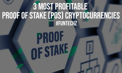 3 Most Profitable Proof of Stake POS Cryptocurrencies
