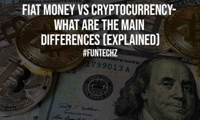 Fiat Money vs Cryptocurrency What Are The Main Differences Explained
