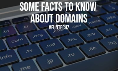Some Facts to Know About Domains